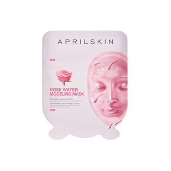 Rose Water Modeling Mask